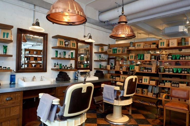 Barber & Parlour - Shoreditch - London - barberandparlour.com