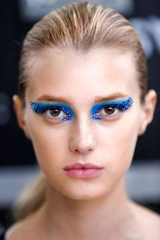 Pat McGrath's best makeup looks - Dior Spring 2013 RTW - IMAXTREE.COM/MATTEO VOLTA - elle.com