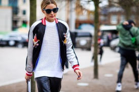 Olivia Palermo Street style © frenchystyle.com