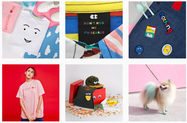 Instagram officiel @lazyoafs