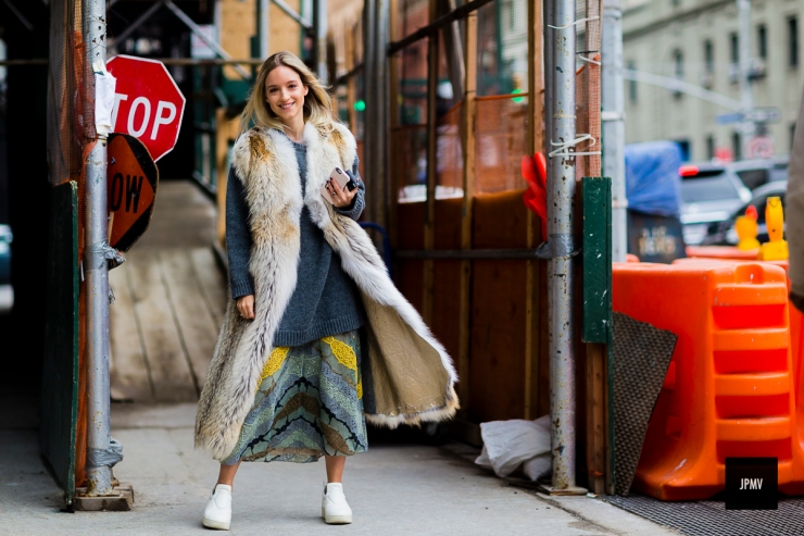 Charlotte Groeneveld – Street style fashion-photography by Nabile Quenum © jaiperdumaveste - New-York Fashion Week-FW 2016 - jaiperdumaveste.com