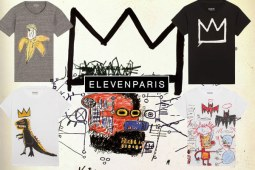 Eleven Paris X Basquiat - hellocoton.fr