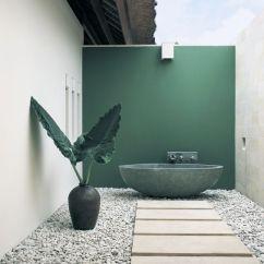 Greeg marble bathroom outdoor - pinterest.com