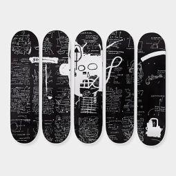 Jean-Michel Basquiat- Skateboards Demon | MoMAstore.org