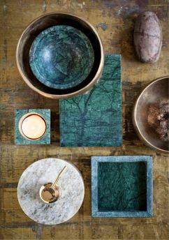 La maison d'Anna G Green marble - lamaisondannag.blogspot.se