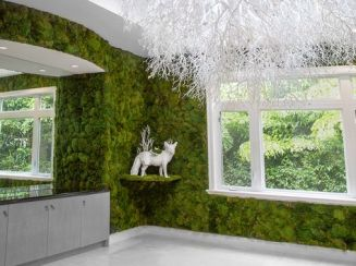 Plant The Future - Dinning Moss Room - Coral Gables - Florida - plantthefuture.com