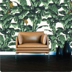Tropical wallpaper - thewallstickercompany.com