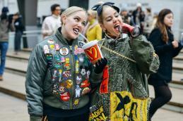 Beckerman sisters Blog: New York Fashion Week Fall 2015 - beckermanbiteplate.blogspot.fr