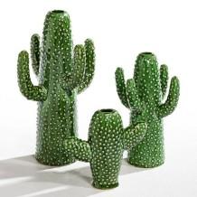 Vase cactus SERAX - elle.fr