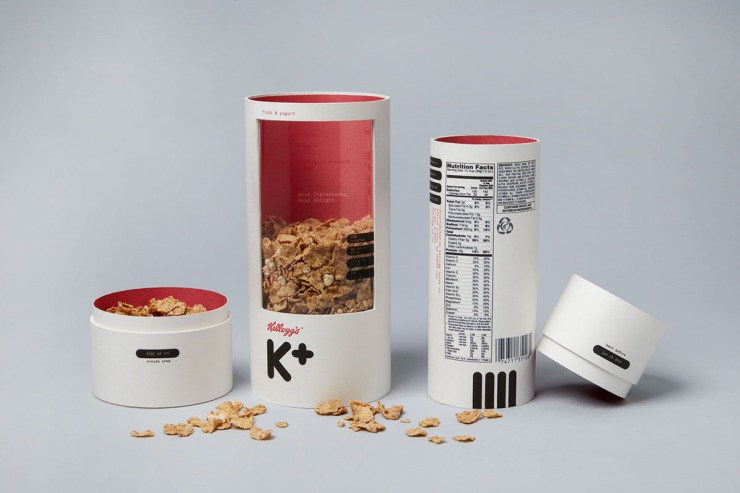 Student Show' Packaging Design Served' ArtCenter Gallery' Kellogg's Cereal info share by Mun Joo Jane - packagingserved.com