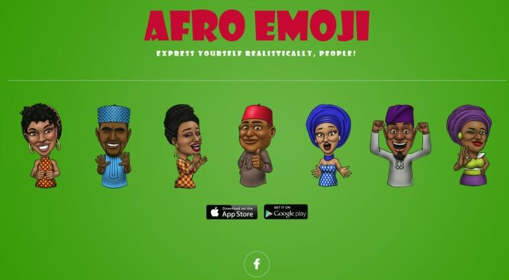 Afro Emoji - Twitter @997now