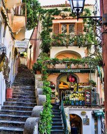 Amalfi coast Positano - Italy - pinterest.com