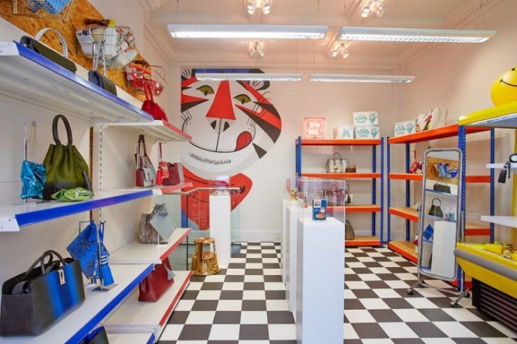 Anya Hindmarch - Mini-mart - Mount-street - cultureandlife.co.uk