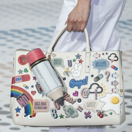 Anya Hindmarch SS15 Collection - marieclaire.co.uk