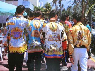 South Beach Gianni Versace Silk Shirt -luxuryandvintagemadrid.com
