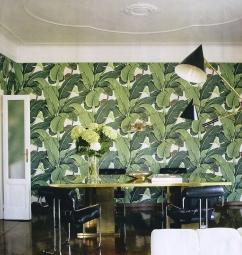 Appartement décoré par Nate Berkus à Milan. Photo par Simon Upton pour elledecor.com