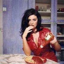 Monica Bellucci © Bettina Rheims - elle.fr
