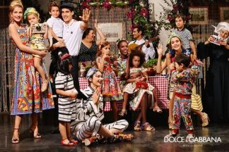 Campagne Dolce & Gabbana - Printemps:été 2016 - dolcegabbana.com