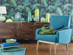Déco tropicale - Vase vert anis MONSOON – Coussin lin et soie verte BORA – Poisson carpe vert KOI   Maisons du Monde - blog.maisonsdumonde.com