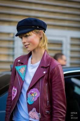 Edie Campbell by STYLEDUMONDE - Street-Style - Fashion -Photography - styledumonde.com