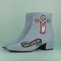 Boots - Estime Carel X Macon & Lesquoy - carel.fr