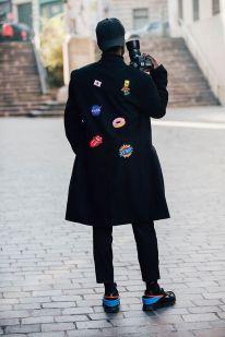 Fashion Week homme Street looks Paris automne hiver 2016 2017 - © Jonathan Daniel Pryce - vogue.fr