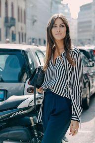 Fashion week Milan Giorgia Tordini - Photo Dan Roberts - vogue.fr