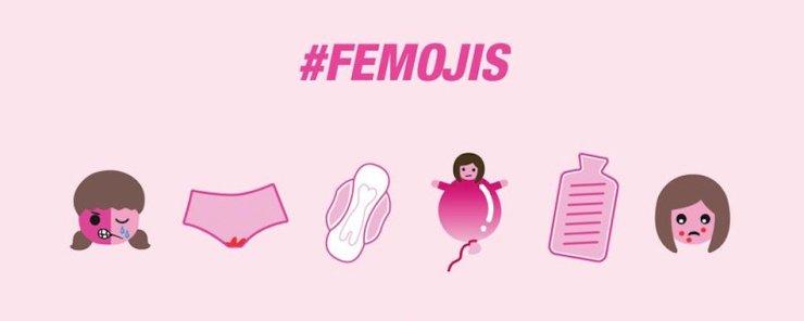 Femojis - Bodyform - Nana - lebonbon.fr