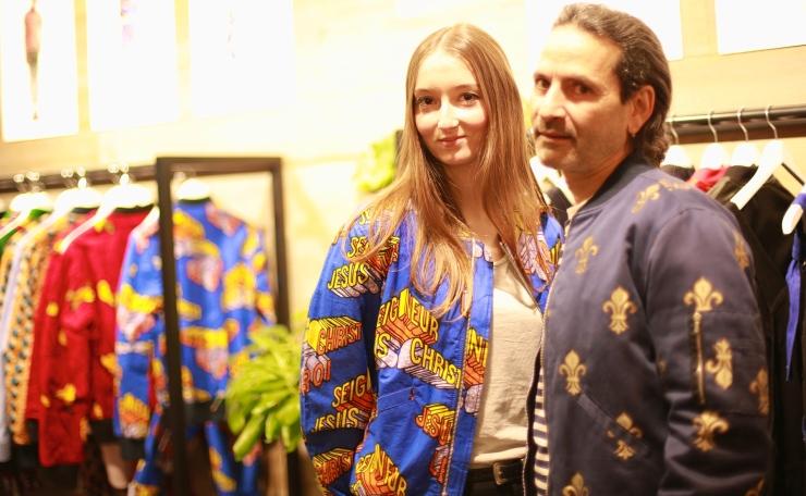Eléonore et Jimmy Fellous - Photographe Victor Schnetzer © eleonoreterzian.com