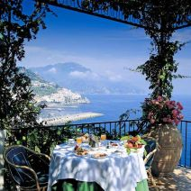 Hotel Santa Caterina of Amalfi flickr - flickr.com