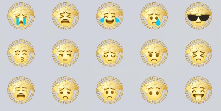 Versace Emoji - uk.complex.com