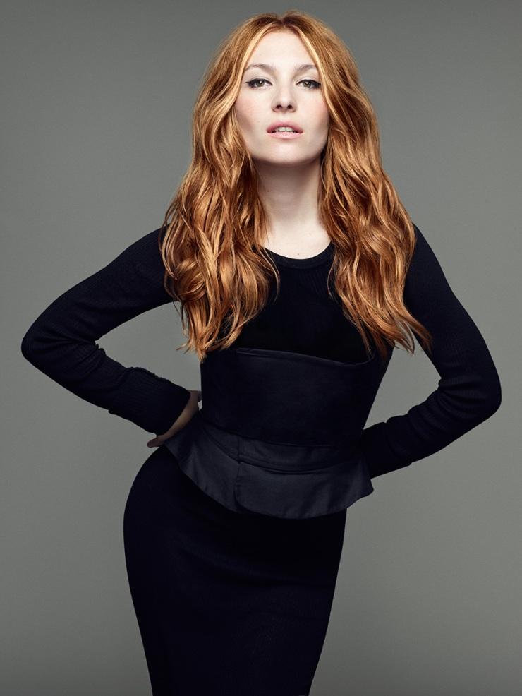 Joséphine De La Baume pour L'Oréal Professionnel - Instagram @josephinedelabaume