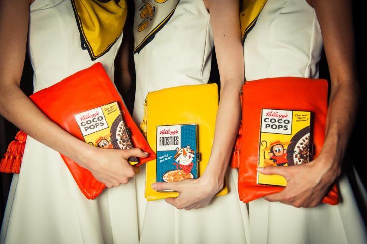 Anya Hindmarch - Kellog's bags - AW 14 - anyahindmarch.com