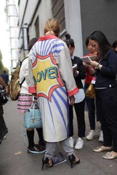 Milan Fashion Week street style - wwd.com