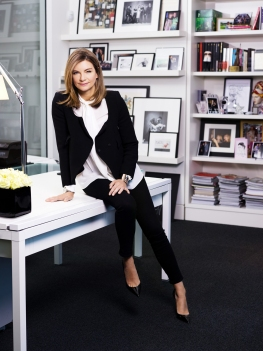 Nathalie Massenet - CEO Net-A-Porter - thezoereport.com