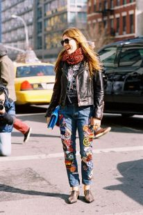 New York Fashion Week AW 2014....Before Derek Lam - Vanessa Jackman - vanessajackman.blogspot.fr
