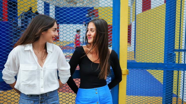 Alexa & Lisa - Fondatrice de Dessù