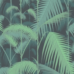 Papier peint Tropical Palm Jungle - aufildescouleurs.com