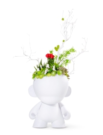 Plant The Future - Giant Munny with Cacti - plantthefuture.com