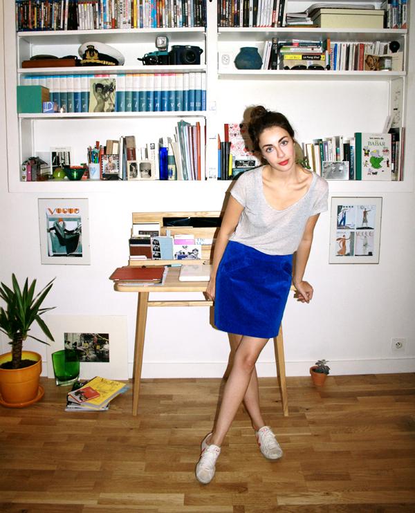 Alexa - co-fondatrice de Dessù