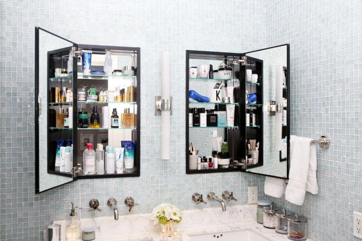 Inside Karlie Kloss' bathroom - intothegloss.com