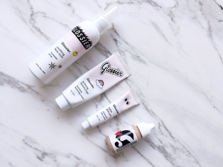 Glossier - Pinterest officiel @glossier