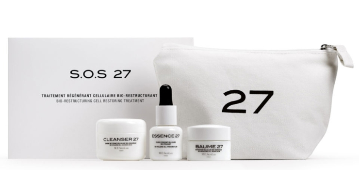 Kit SOS 27 de Cosmetics 27 - lookfantastic.com
