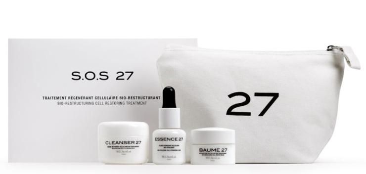 Kit SOS 27 de Cosmetics 27 - lookfantastic.com