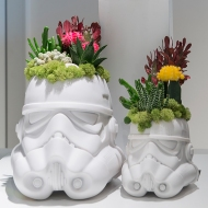 Plant The Future - Stormtrooper - Lg - Garden Limited Edition - plantthefuture.com