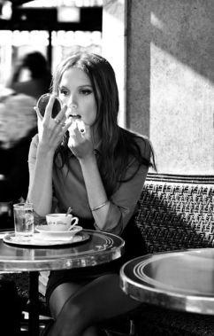 © Sylvia Galmot - La Parisienne