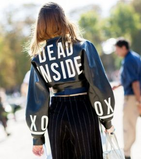 FW street style - courtesy of The Styleograph - whowhatwear.co.uk