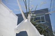 Unicorn at Plant The Future - entouriste.com