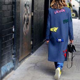 Mira Mikati coat - Street style - inunomimi.tumblr.com