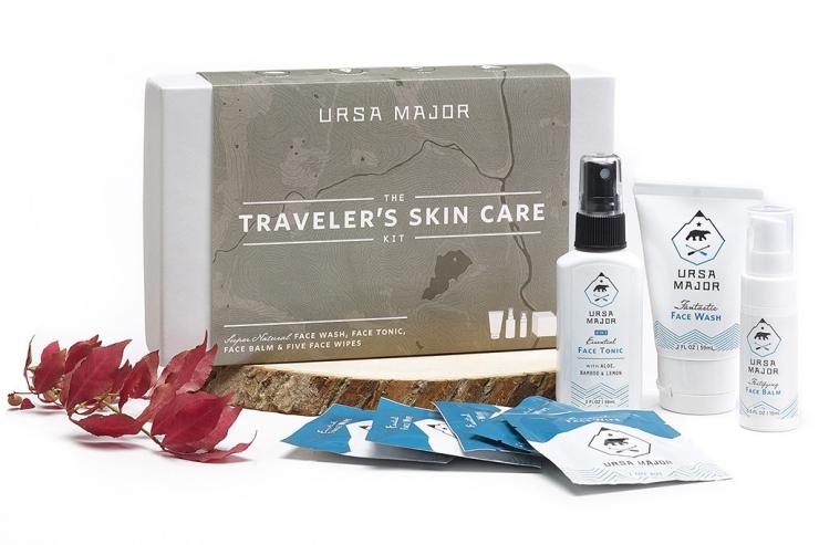 Traveler's Skin Care Kit de Ursa Major - ursamajorvt.com